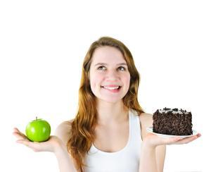 Spis smart og beveg deg mer i hverdagen for å holde vekten.